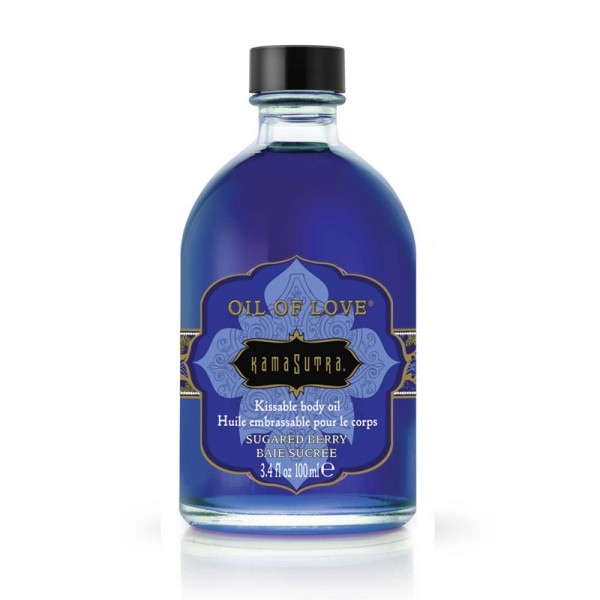Kamasutra Oil of Love Sugared Berry